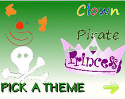 dublin kids party themes