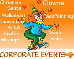 corporate events entertainers dublin